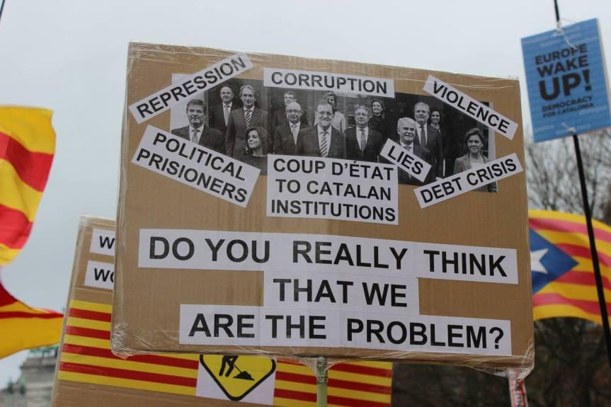 Catalogne : construire de la base ce que le sommet nousrefuse