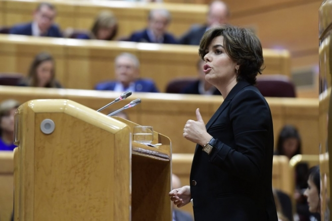 Catalogne: le gouvernement espagnol contestera l'investiture de CarlesPuigdemont
