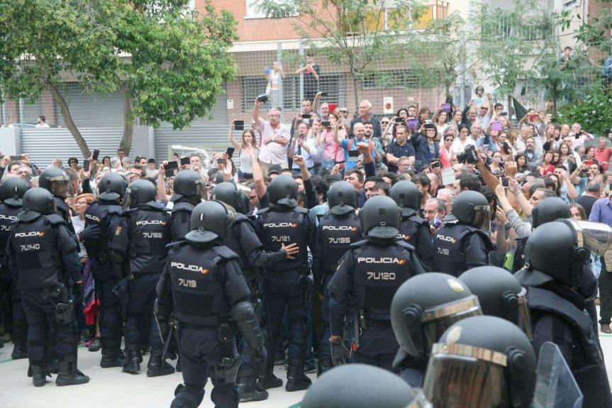 Catalanistes emprisonnés. Les juges espagnols se ridiculisent devant toutel'Europe
