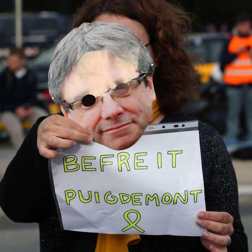 « Nous, citoyens d'Europe, demandons la liberté immédiate des citoyens catalans incarcérés pour leurs convictions politiques»