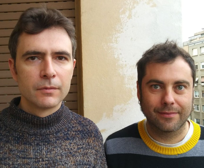 Marc Casanovas et David Caño