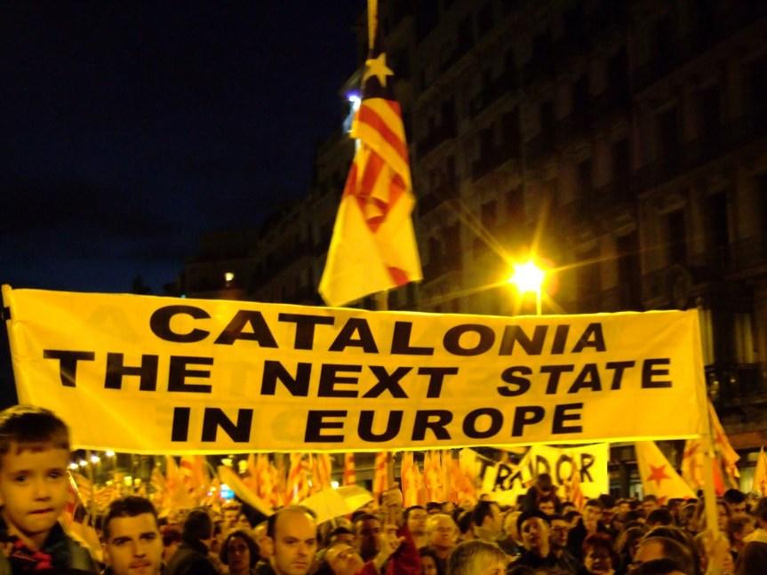 3 éléments de réflexion autour de la question catalane : 3. Nous devons relever le défi de la solidarité internationaliste