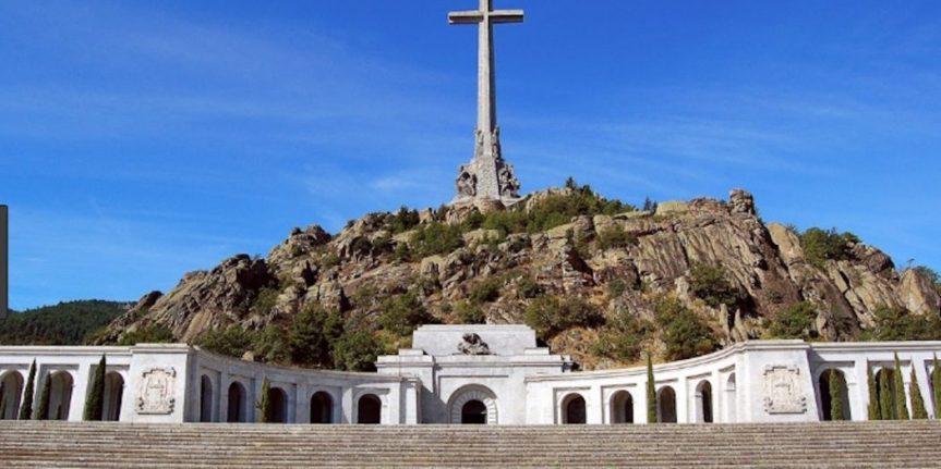 Mausolée de Franco en Espagne