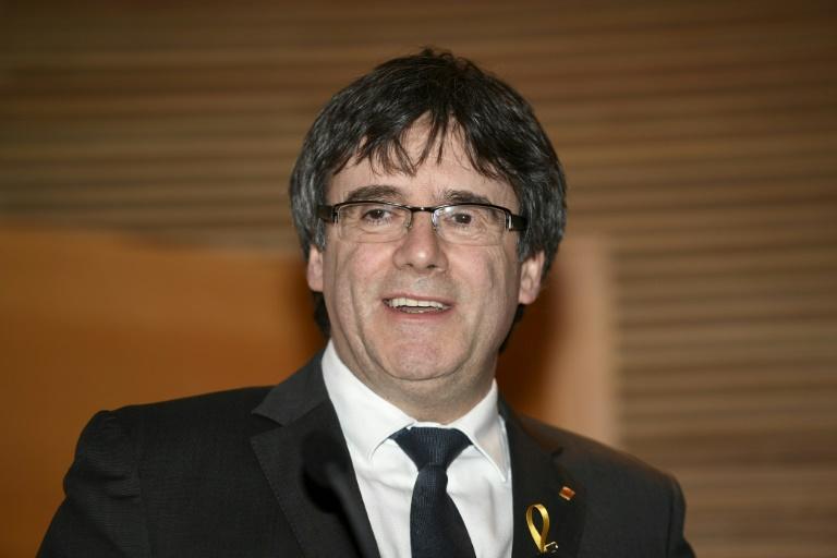 Remise en liberté et victoire judiciaire pour Puigdemont enAllemagne