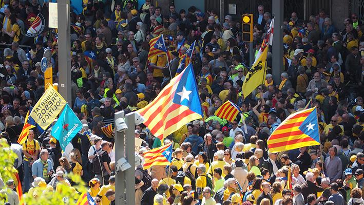 P-O/ Situation en Catalogne espagnole : la députée Laurence Gayte (LREM) prend ses distances avec son propre Gouvernement!