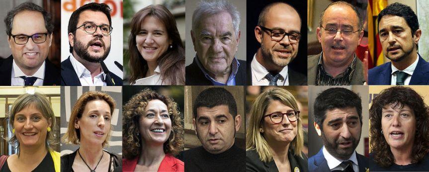 Que s'est-il passé en Catalogne et dans l'État espagnol au mois de mai?
