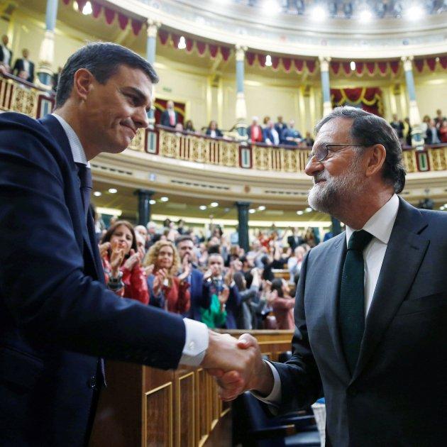 De Rajoy à Sanchez: l'opération d'Etat de l'establishment espagnol