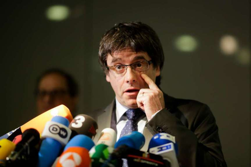 La justice allemande autorise l'extradition de CarlesPuigdemont