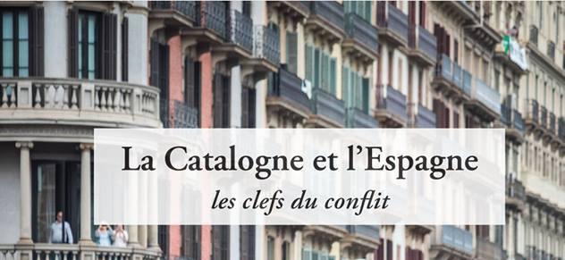 Présentation à Paris: La Catalogne et l'Espagne – les clefs duconflit