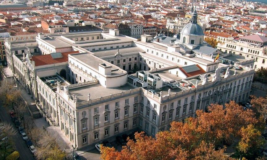 Procès de Madrid. L'avertissement des observateursinternationaux