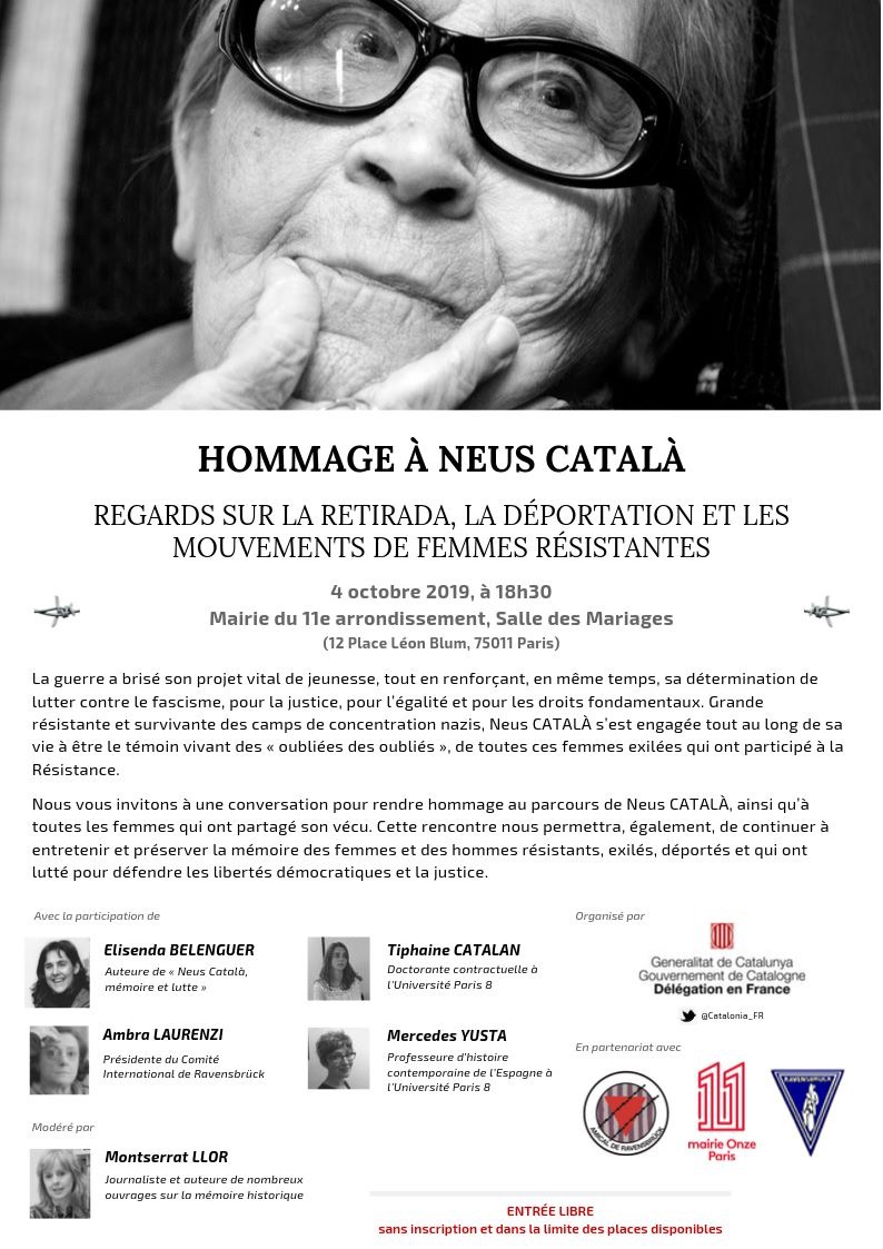 Hommage à Neus Català