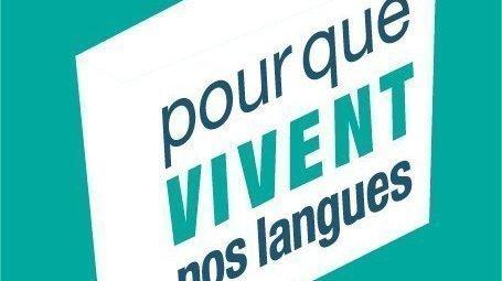 «Mobilisation générale pour que vivent nos langues», rassemblement à Paris samedi 30novembre