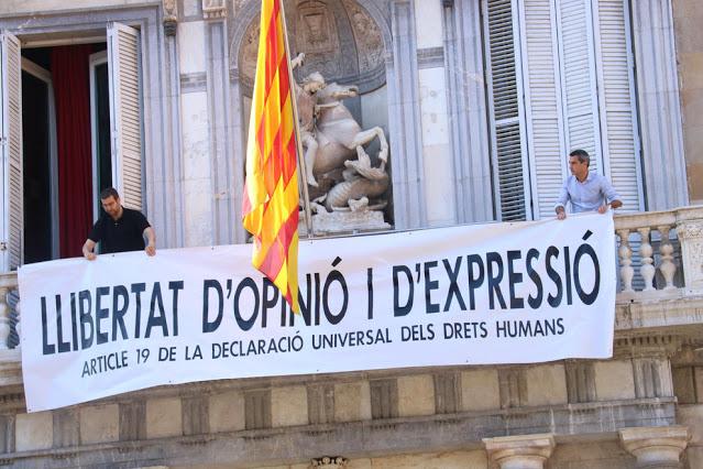 Communiqué du Collectif pour la libération des prisonniers politiques catalans concernant la destitution de QuimTorra